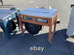 OVALSTRAPPING INC. MINI MAX STRAPPING MACHINE, electric