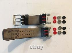 Oakley Minute Machine Strap Assembly with Custom Washers
