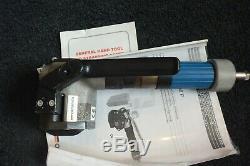 Orgapack Model CR208P 3/4'-1-1/4 Pneumatic Pallet Band Strapper