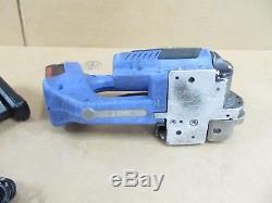 Orgapack Model ORT 400 19mm 3/4 18v Battery Pallet Band Strapper