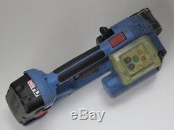 Orgapack ORT-200 Automatic Sealless Combo Strapping Tool POLYPROPYLENE & POLYEST