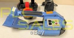 Orgapack OR-T 200 1/2 Battery Operated Strapping Tool with 3 x 12v Batteries