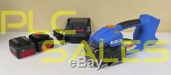 Orgapack OR-T 250 Battery Operated Strapping Tool with 2 x Batteries + Charger