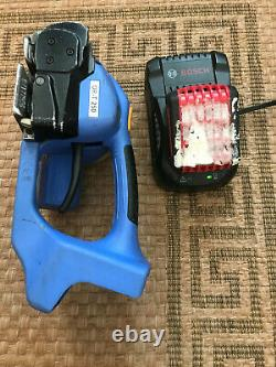 Orgapack OR-T 250 Strapping Tool 1 Good Battery & 1 Charger