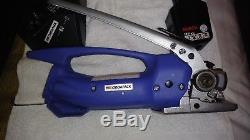 Orgapack OR-T 50 Automatic 18v Strapping Tool with New Battery + Charger ORT-50