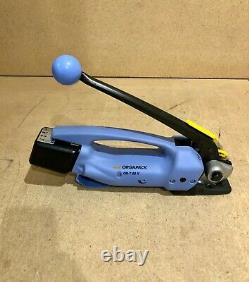 Orgapack OR-T 83X Strapping Tool with 2 x Batteries and Charger