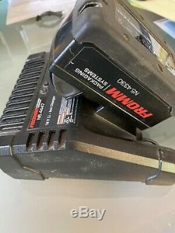 Original FROMM P326, Strapping Tool 18v Battery OEM NEW