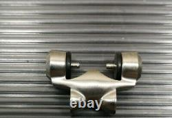 Original titanium Oakley Minute machine watch band strap link with 2 screws mm
