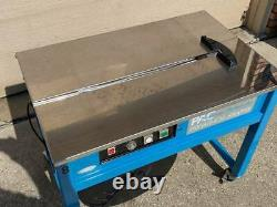 PAC PSM1412-IC3A Standard Semi Automatic Strapping Machine Strapper Bundling