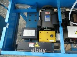 PAC Scrapping Strapping Machine /Automatic Stainless Table, PSM1412-IC3A