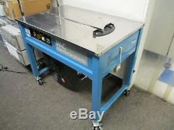 PAC Strapping Machine, Table Top, Semiautomatic PSM1412-IC3A