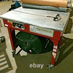 PAC Tabletop Strapping Machine, Semi-Automatic IMPACT STRAPPER