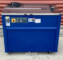 PC101 JoinPack Strapping Machine Single Phase With 1 1/2 Spools Of Strapping