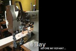 PFAFF 335 CYLINDER ARM TRIPLE-FEED sewing & binding machine HEAD ONLY