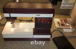 PFAFF CREATIVE 1469 Computerized Sewing Machine with Original Manual EXCELLENT