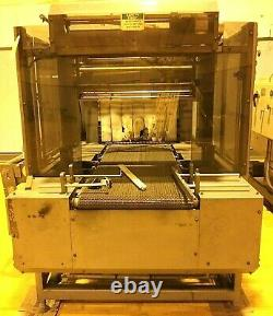 PMI CSI-30C Shrink Bundler Wrapper, 230V, 3Ph, 60HZ, Tunnel 24 x 16