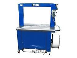 POLYCHEM PC1000 5mm Strapping Machine, Automatic BoomPack