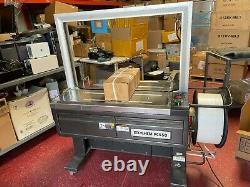 POLYCHEM PC550 AUTOMATIC STRAPPING MACHINE 3/8 (9mm)