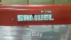 P-710N Samuel Narrow Head Strapping Machine