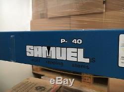 P-940 Samuel Strapping Machine