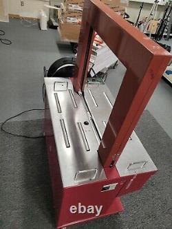 Pac Atsm 358 Strapping Machine