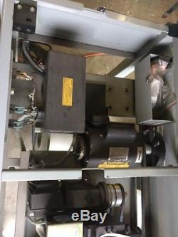Pac Strapping Products Strapper Machine, Table Top, Semiautomatic PSM1412-IC