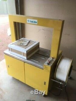 Pack way Fully automatic strapping machine new roll of banding