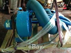 Palamatic Vacuum Bag Lifting System