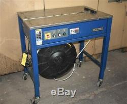 Pc102 Polychem Semi-automatic Power Strapping Machine #28934