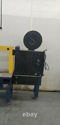 Pearson Packaging 9' Vinyl Strapping Machine 220v