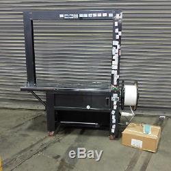 Polychem Automatic Strapping machine, Model PC 600 AL, New 2010