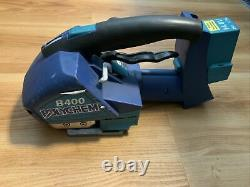 Polychem B400/ Battery Powered Plastic Strapping Tool