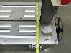 Polychem GP44 Semi-Automatic Case Strapper 115V, 1PH, 44 Cycles Per Min. (D7368)