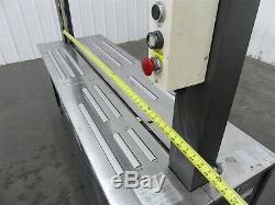 Polychem GP44 Semi-Automatic Case Strapper 115V 1Ph 44 cycles per min