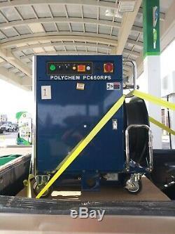 Polychem Pc 650rps Semi-automatic Strapping Machine