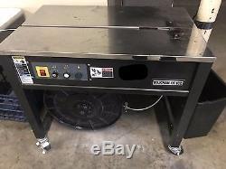 Polychem Semi Automatic PC102 Strapping Machine