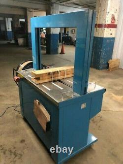 Polypropylene Automatic Strapping Machine LOT of 5 Strapping Machine
