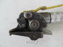 Rapz PHDX RB Pneumatic Strapping Machine, 1 1/4