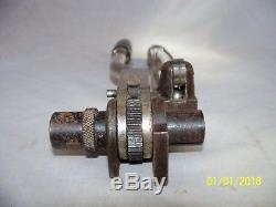 Rare, Nice Old Vintage Steel Binder A J Gerrard & Company Des Plaines Ill U. S. A