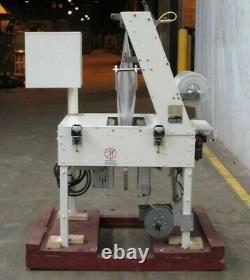 Rennco 101SF Semi-Automatic Smoke Free Vertical L-Bar Sealer