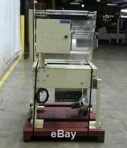 Rennco 101S Semi-Automatic Vertical L-Bar Sealer