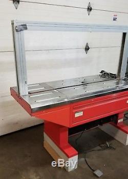 SAMUEL EXS-106 Plastic Strapping Bander Banding Machine