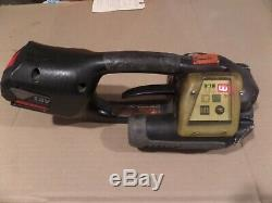 SIGNODE BXT2-19 Strapping Tool with Battery & Charger works good