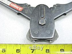 SIGNODE Bander Banding Strap Machine Model T Tensioner Crimper 5/8, 3/4 Crimping