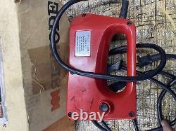 SIGNODE Electric Strapping Tool 120V 10 Splicer Banding Bander Ec-200 Ecw Weld