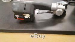 SIGNODE Grip Pack 114. 18V Li-ION BATTERY OPERATED STRAPPER