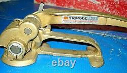 SIGNODE ST Strapping Tensioner 3/8 to 3/4 Bander Banding Strap Tool Excellent