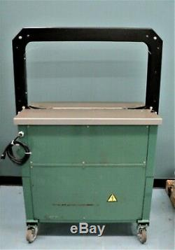 SIGNODE, Semiautomatic Strapping System LB-2000 -Box Strapping
