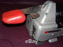 SIGNODE. Tension-Weld. AEC Strapping Tool. ELECTRIC 120V 60Hz 10A