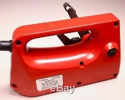SIGNODE Tension-Weld Contrax Strapper Model EC-200